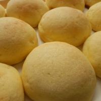 メロンパン ふんわりさっくりやさしい味(93円)